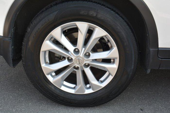 2015 Nissan X-TRAIL ST-L T32 White