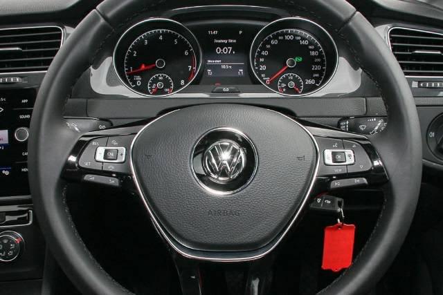 2019 Volkswagen Golf 110TSI Trendline 7.5 MY20 ATLANTIC BLUE