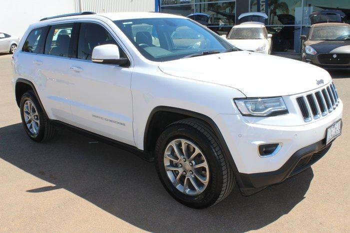 2016 Jeep Grand Cherokee Laredo WK MY17 White