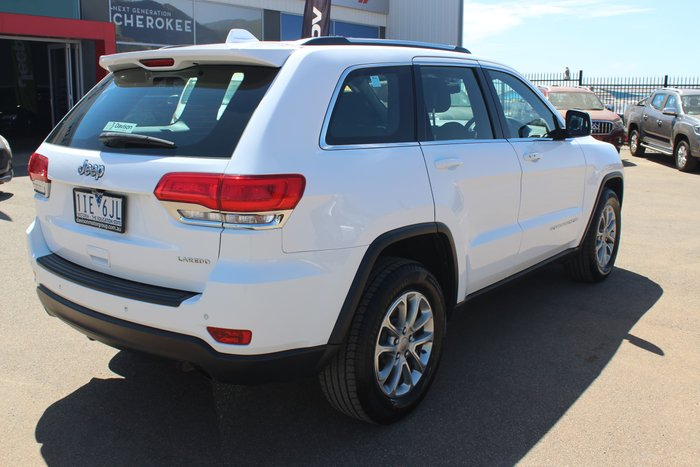 2016 Jeep Grand Cherokee Laredo WK MY17 White