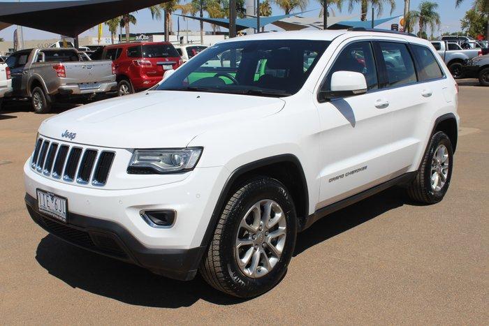 2016 Jeep Grand Cherokee Laredo WK MY17 Bright White