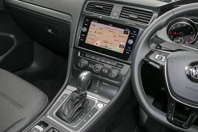 2019 Volkswagen Golf 110TSI Comfortline 7.5 MY20 INDIUM GREY