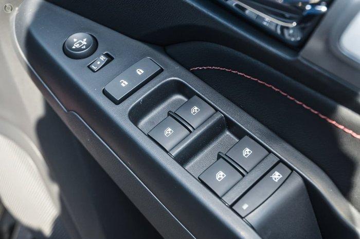 2019 Holden Special Vehicles Colorado SportsCat V RG Series 2 4X4 Dual Range Black