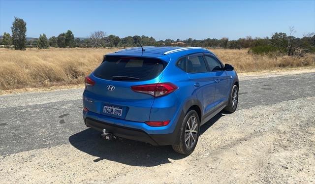 2016 Hyundai Tucson Active X TL Blue