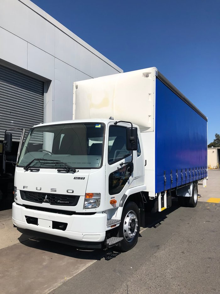 2019 FUSO FIGHTER 1627 null null White
