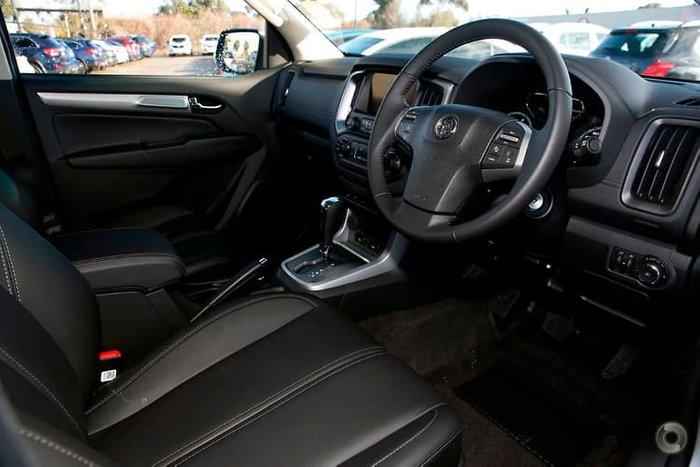 2019 Holden Colorado LTZ RG MY20 4X4 Dual Range Silver