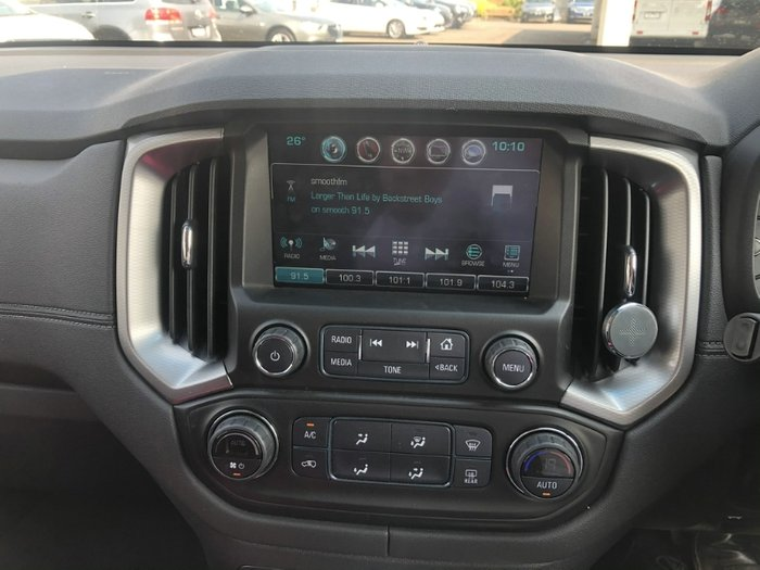 2019 Holden Trailblazer LTZ RG MY20 4X4 Dual Range SUMMIT WHITE