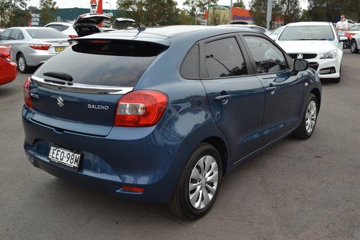 2016 Suzuki Baleno GL EW Blue