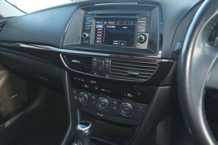 2014 Mazda 6 Touring GJ MY14 Red