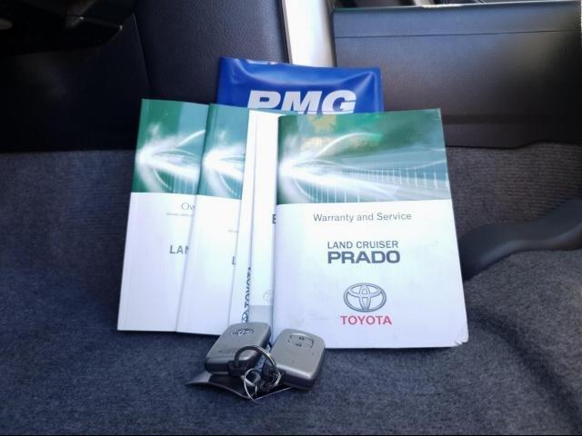 2012 TOYOTA LANDCRUISER PRADO GX (4x4) KDJ150R 11 UPGRADE