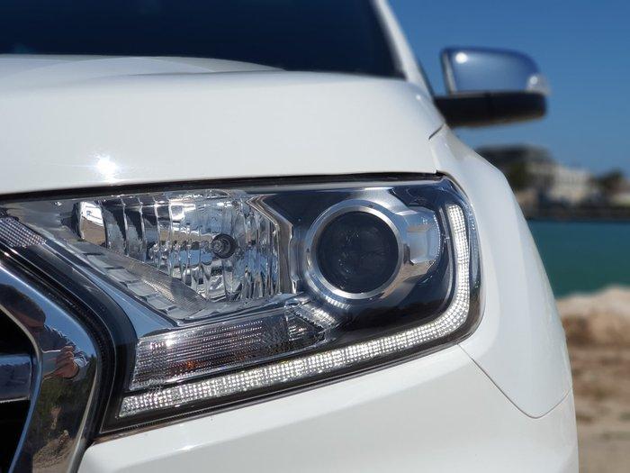 2019 Ford Everest Titanium UA II MY19.75 4X4 Dual Range White