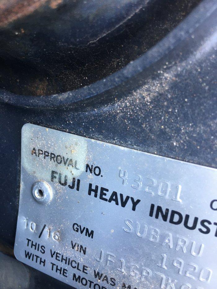 2016 Subaru Impreza 2.0i Premium G5 MY17 Four Wheel Drive Grey