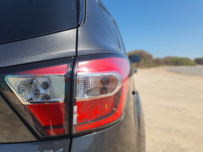 2018 Ford Escape Titanium ZG MY18.75 4X4 On Demand Grey