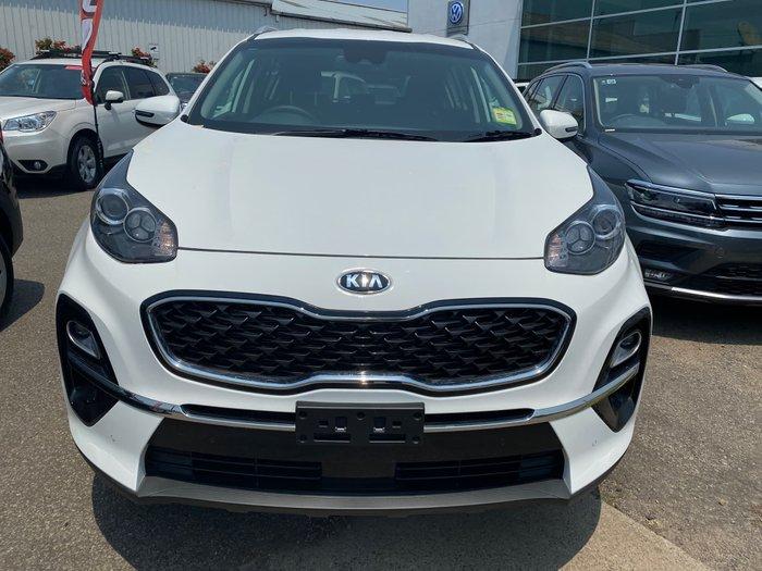 2018 Kia Sportage SLi QL MY19 White