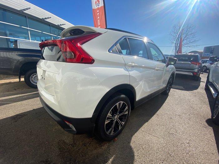 2019 Mitsubishi Eclipse Cross LS YA MY19 White