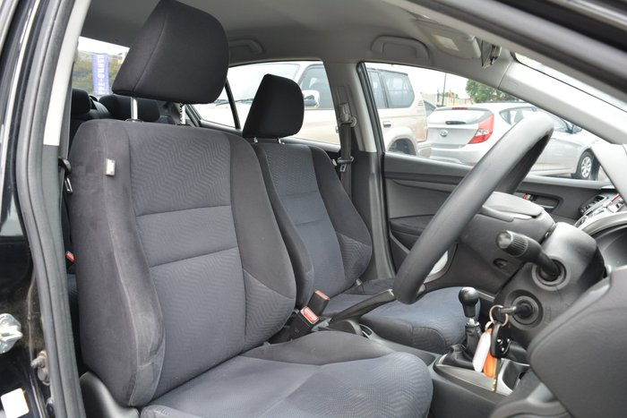 2012 Honda City VTi GM MY12 Black