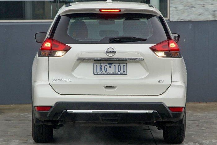 2017 Nissan X-TRAIL ST T32 White