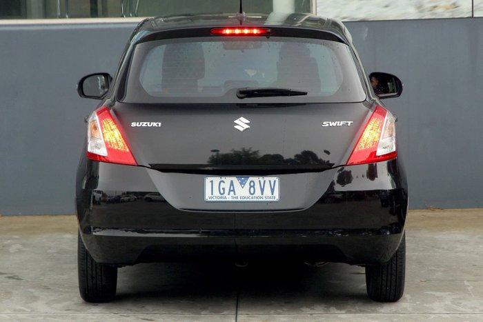 2015 Suzuki Swift GL FZ MY15 Black