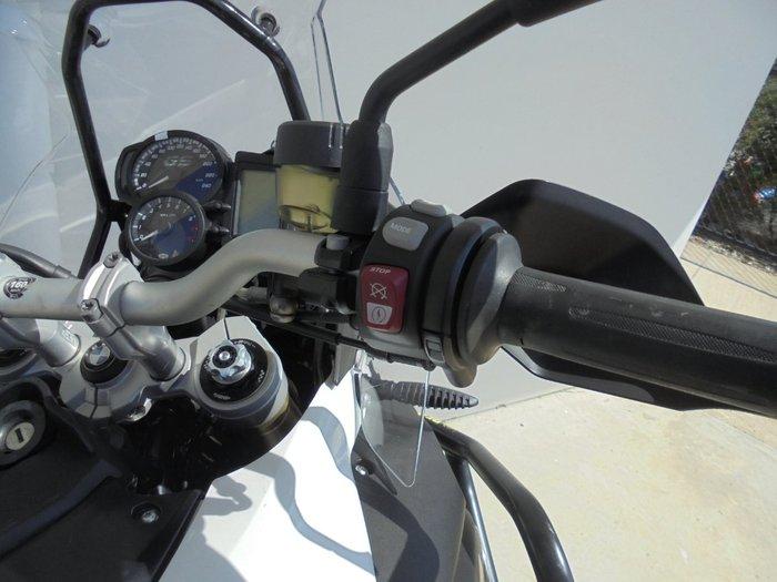 2014 Bmw F 800 GS ADVENTURE ABS White