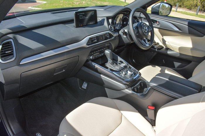 2019 Mazda CX-9 GT TC 4X4 On Demand Blue