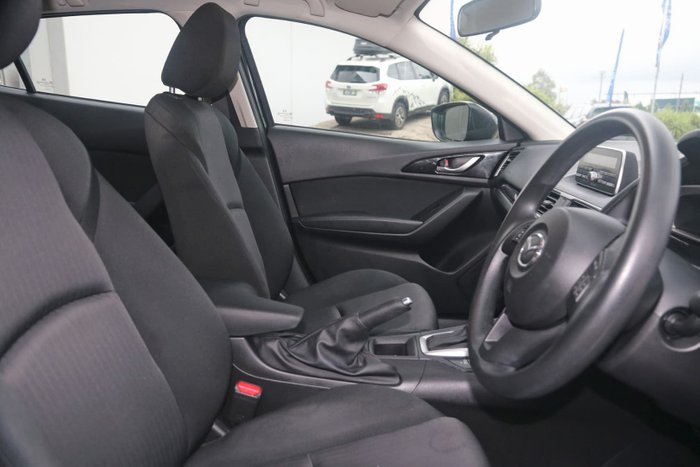 2014 Mazda 3 Neo BM Series Black