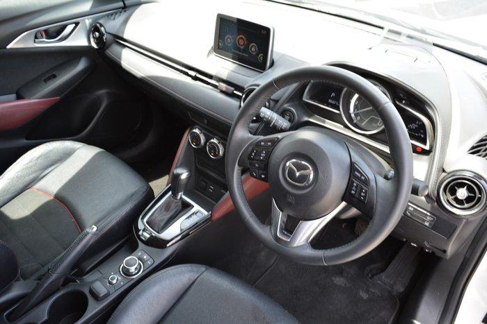 2016 Mazda CX-3 Akari DK White
