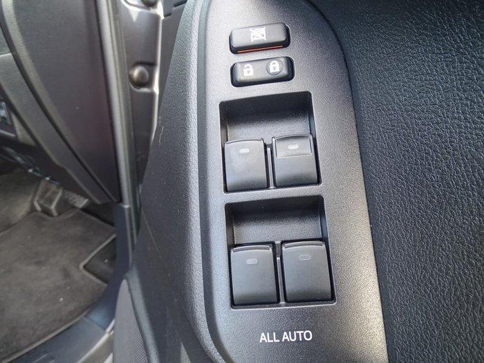 2016 Toyota Landcruiser Prado GXL GDJ150R 4X4 Dual Range Grey