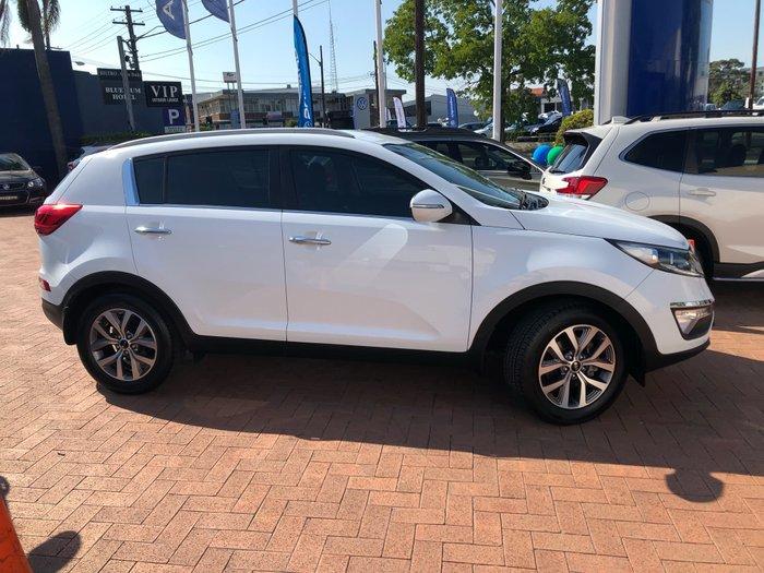 2014 Kia Sportage Si Premium SL MY14 White