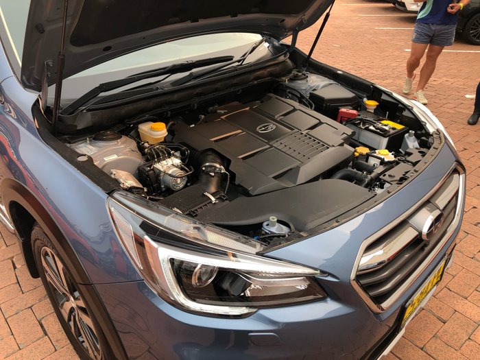 2018 Subaru Outback 3.6R 5GEN MY18 Four Wheel Drive null