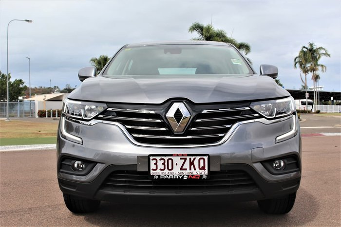 2019 Renault Koleos Life HZG Grey
