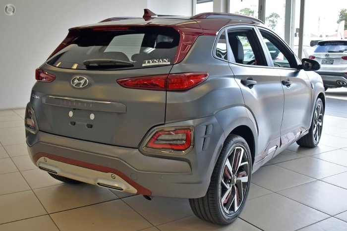 2019 Hyundai Kona Iron Man Edition OS.2 MY19 4X4 On Demand