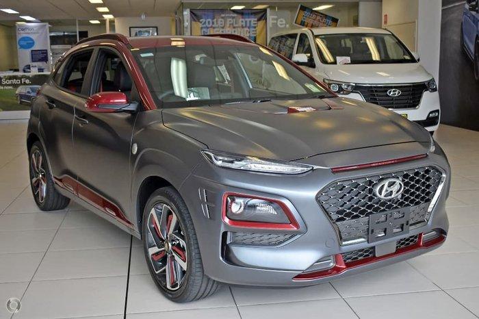 2019 Hyundai Kona Iron Man Edition