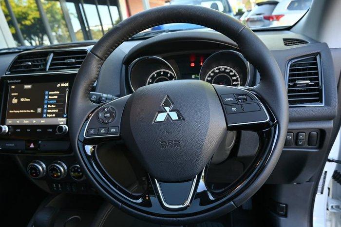 2019 Mitsubishi ASX Exceed XD MY20 White