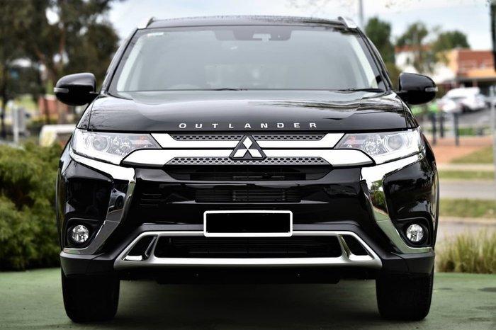 2019 Mitsubishi ASX LS XD MY20 Black