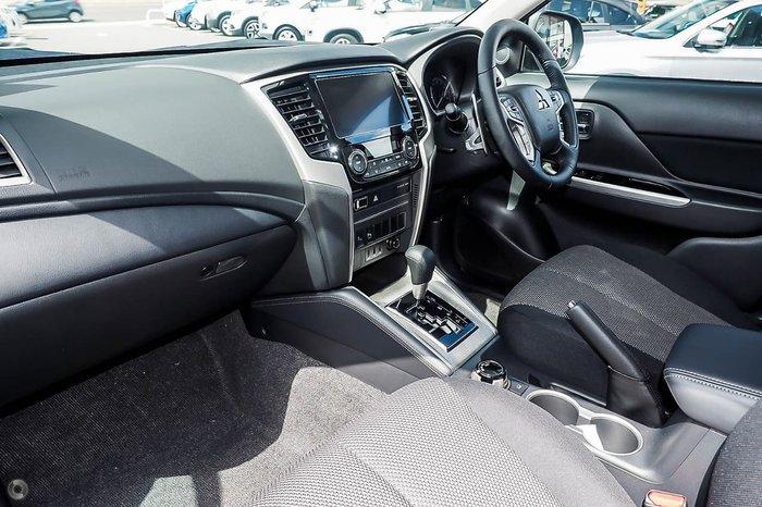 2019 Mitsubishi Triton GLS MR MY19 4X4 Dual Range Grey