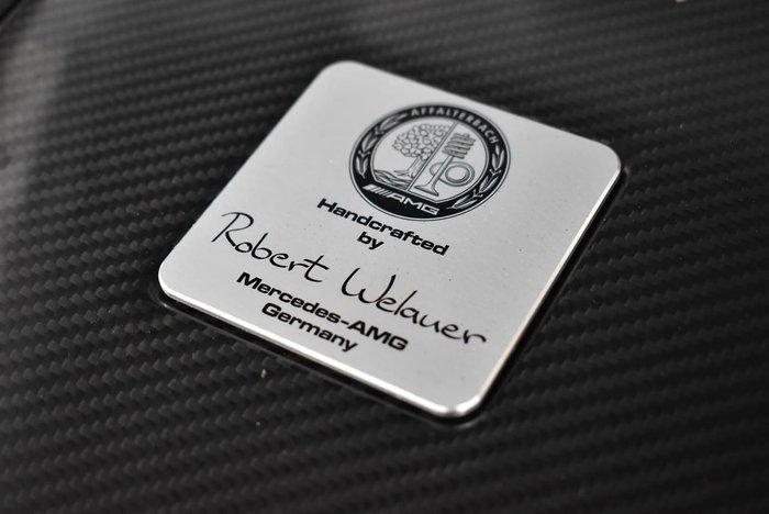 2019 Mercedes-Benz AMG GT R C190 Silver