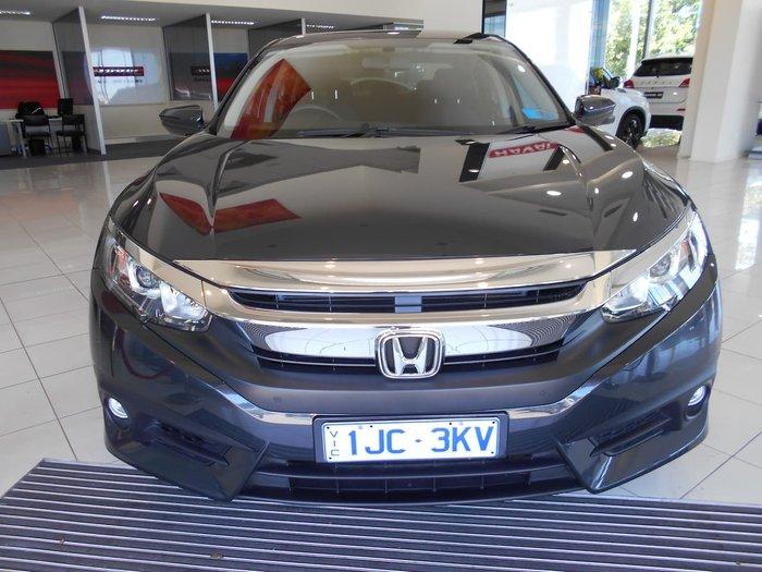 2017 Honda Civic VTi-S 10th Gen MY17 Blue