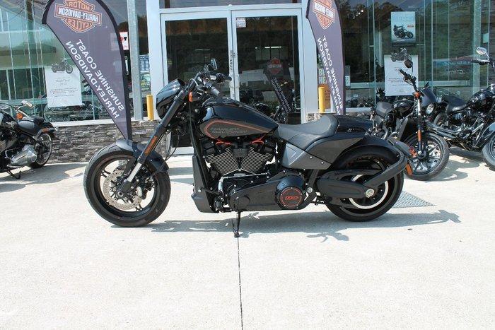 0 Harley-davidson 2019 HARLEY DAVIDSON 1800CC FXDRS FXDR 114 Black