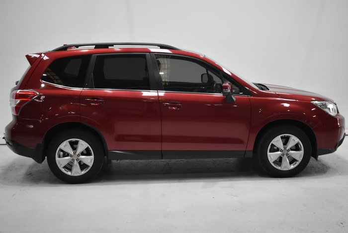 2015 Subaru Forester 2.0D-L S4 MY15 Four Wheel Drive Red