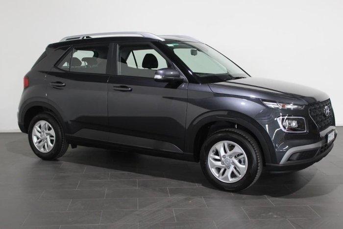 2019 Hyundai Venue Active QX MY20 Grey