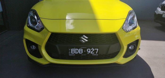 2019 Suzuki Swift Sport AZ Yellow
