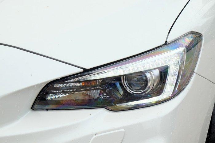 2019 Subaru WRX Premium V1 MY20 Four Wheel Drive White