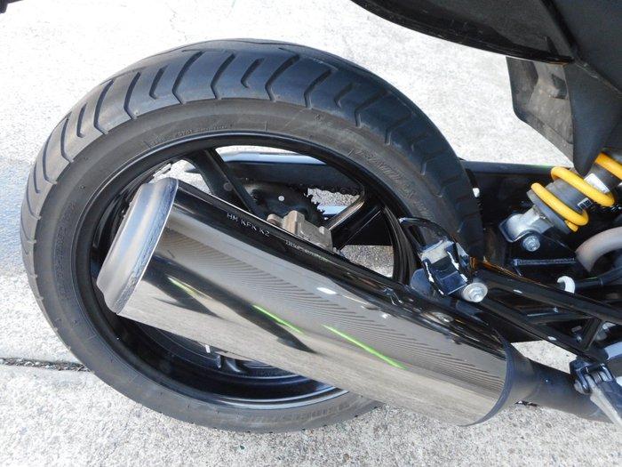 2007 Honda VTR250 Black