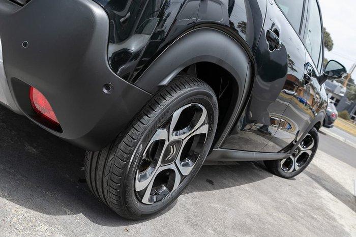 2018 Citroen C3 Aircross Shine (No Series) Black