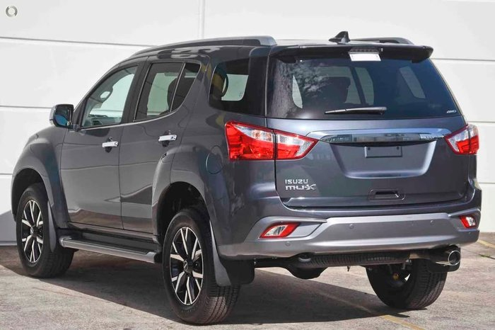 2019 Isuzu MU-X LS-T MY19 4X4 Dual Range Grey