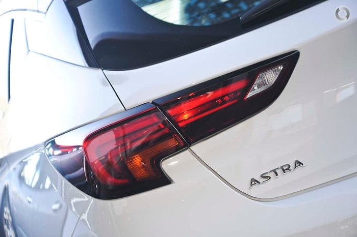 2019 Holden Astra RS-V BK MY19 White