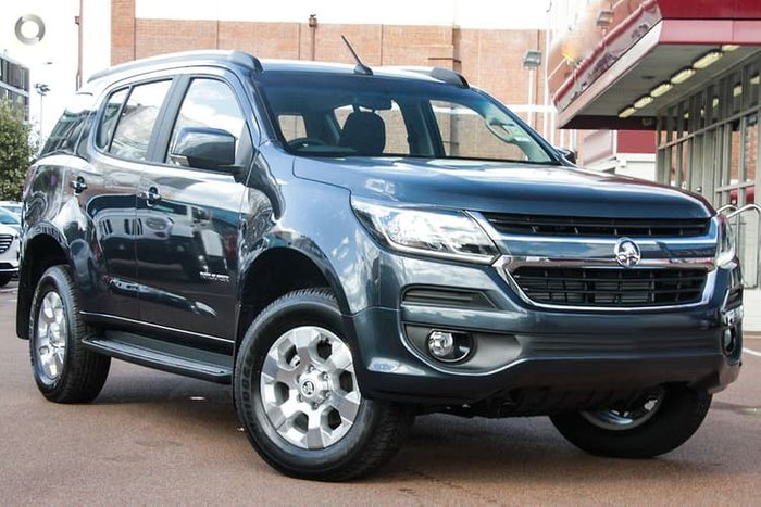 2019 Holden Trailblazer LT RG MY20 4X4 Dual Range Grey
