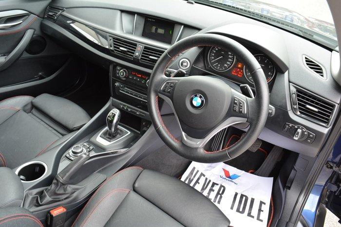 2013 BMW X1 sDrive20i E84 LCI Blue