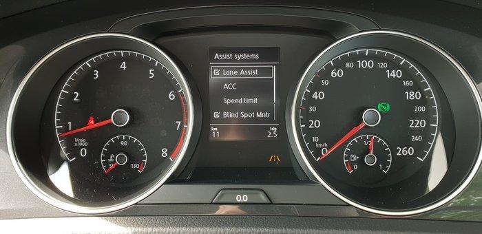 2019 Volkswagen Golf 110TSI Trendline 7.5 MY20 Black