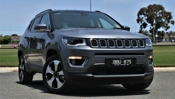 2018 Jeep Compass Limited M6 MY18 4X4 On Demand GREY MAGNESIO